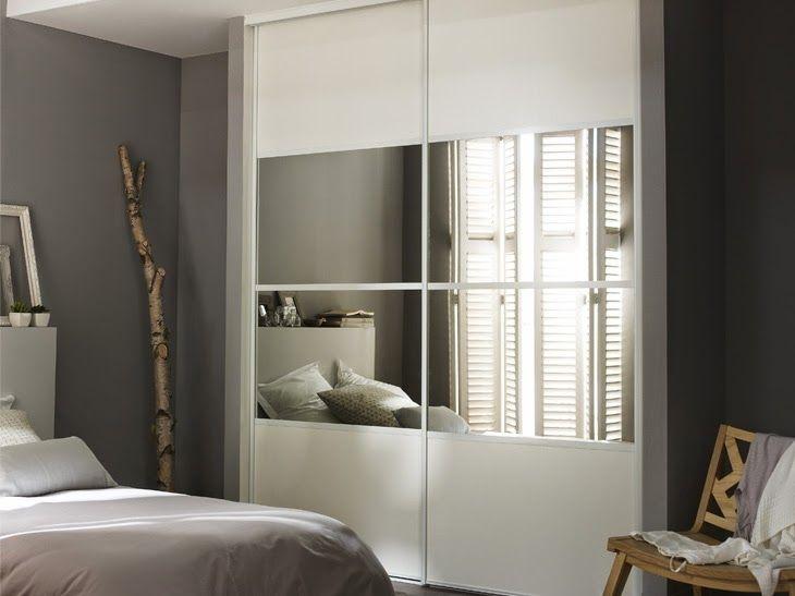Transformation De Portes Miroir | Idées Pour Ma Maison | Pinterest