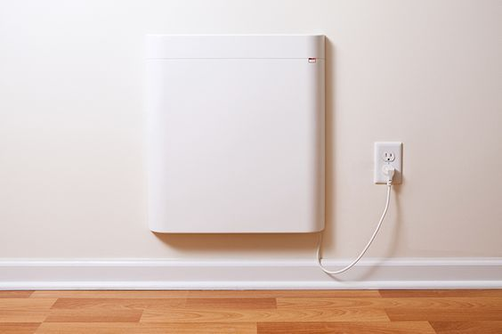 envi high efficiency whole room plug in electric panel heater rh pinterest co uk