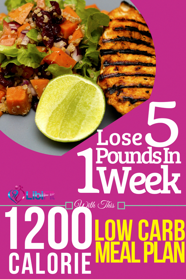 how to lose five pounds in a week website