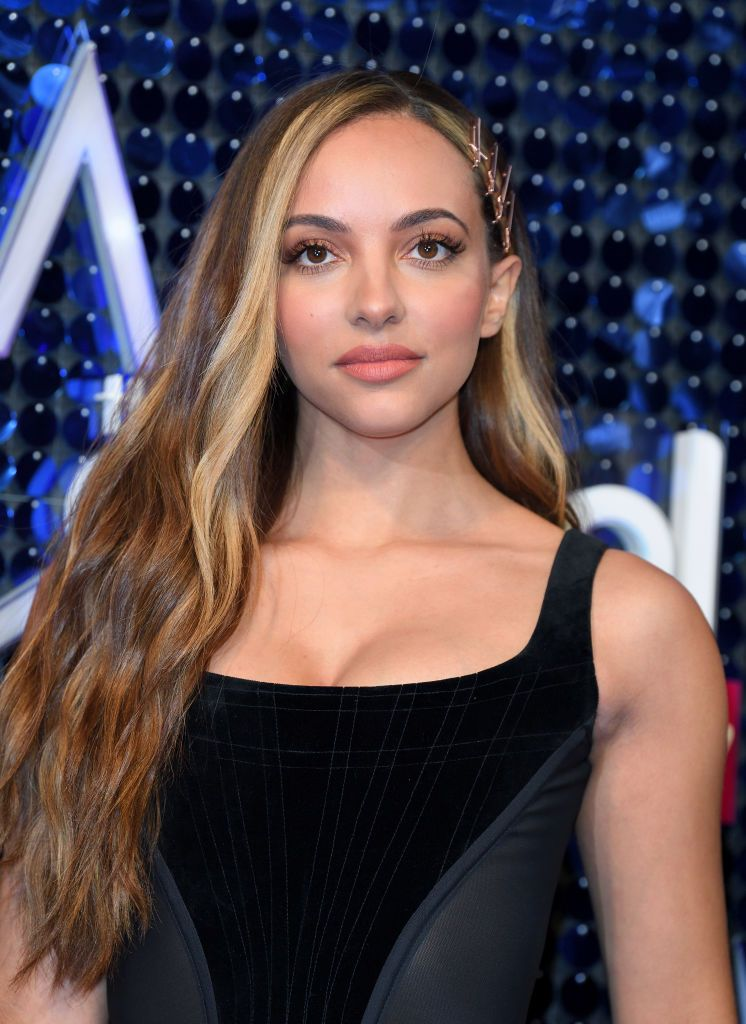 Photo of Jade Thirlwall attends The Global Awards 2019 at Eventim Apollo,…