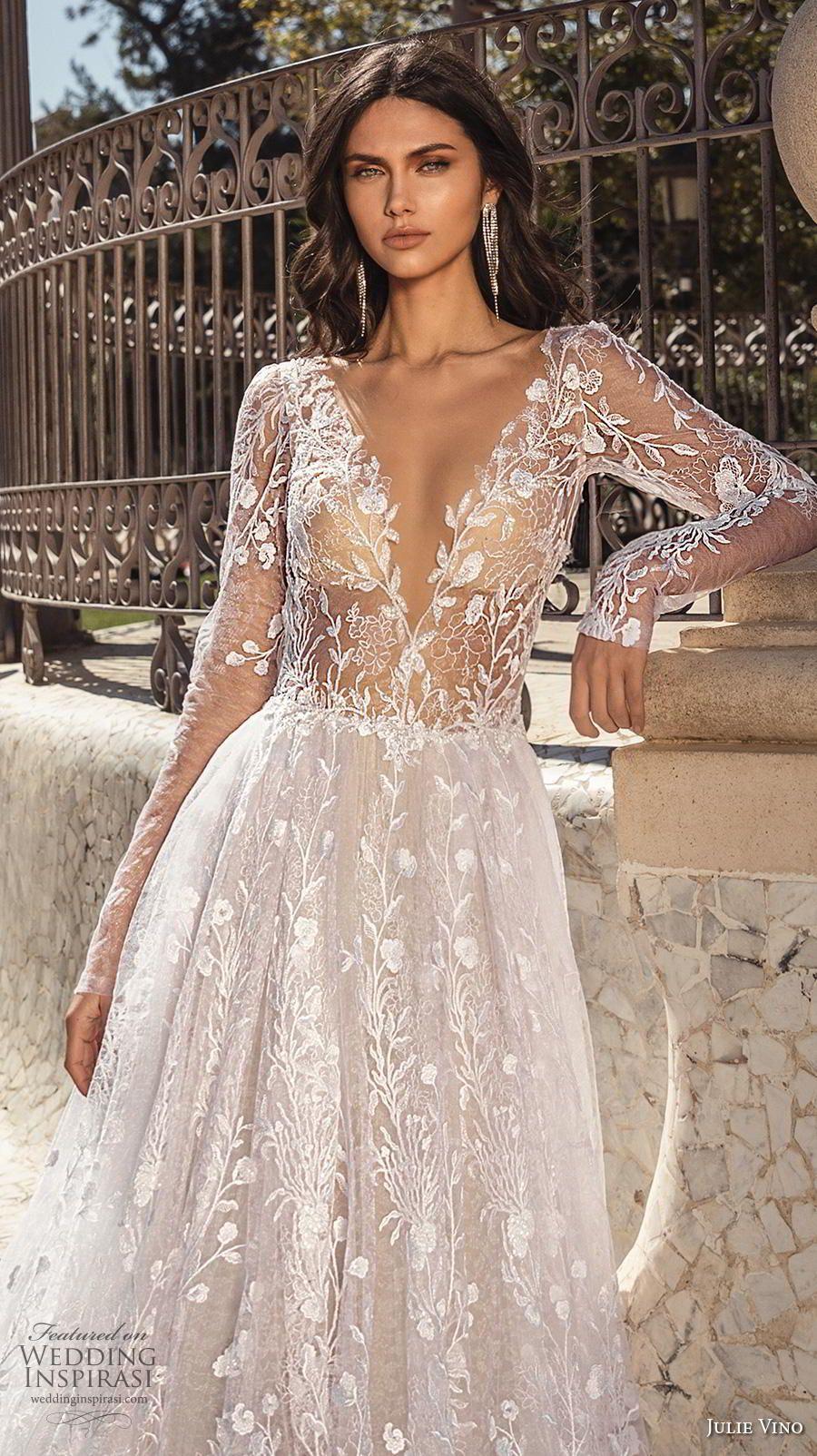 """Julie Vino Spring 2020 Wedding Dresses — """"Barcelona"""