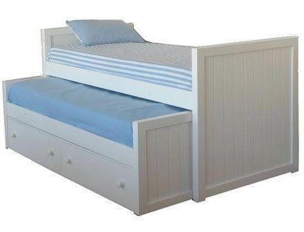 Camas dobles y triples para dormitorios infantiles | Ideas para ...