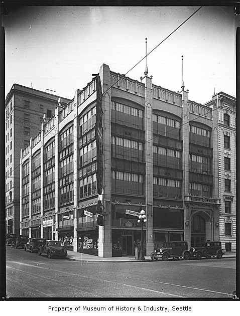 wilson s modern business college seattle wa 1929 washington rh pinterest com