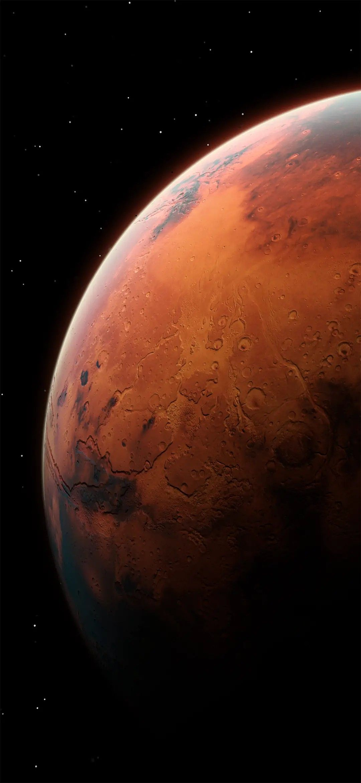 Mars Phone Wallpaper Collection 1080x2340 Heroscreen In 2020 Mars Wallpaper Space Phone Wallpaper Wallpaper Earth