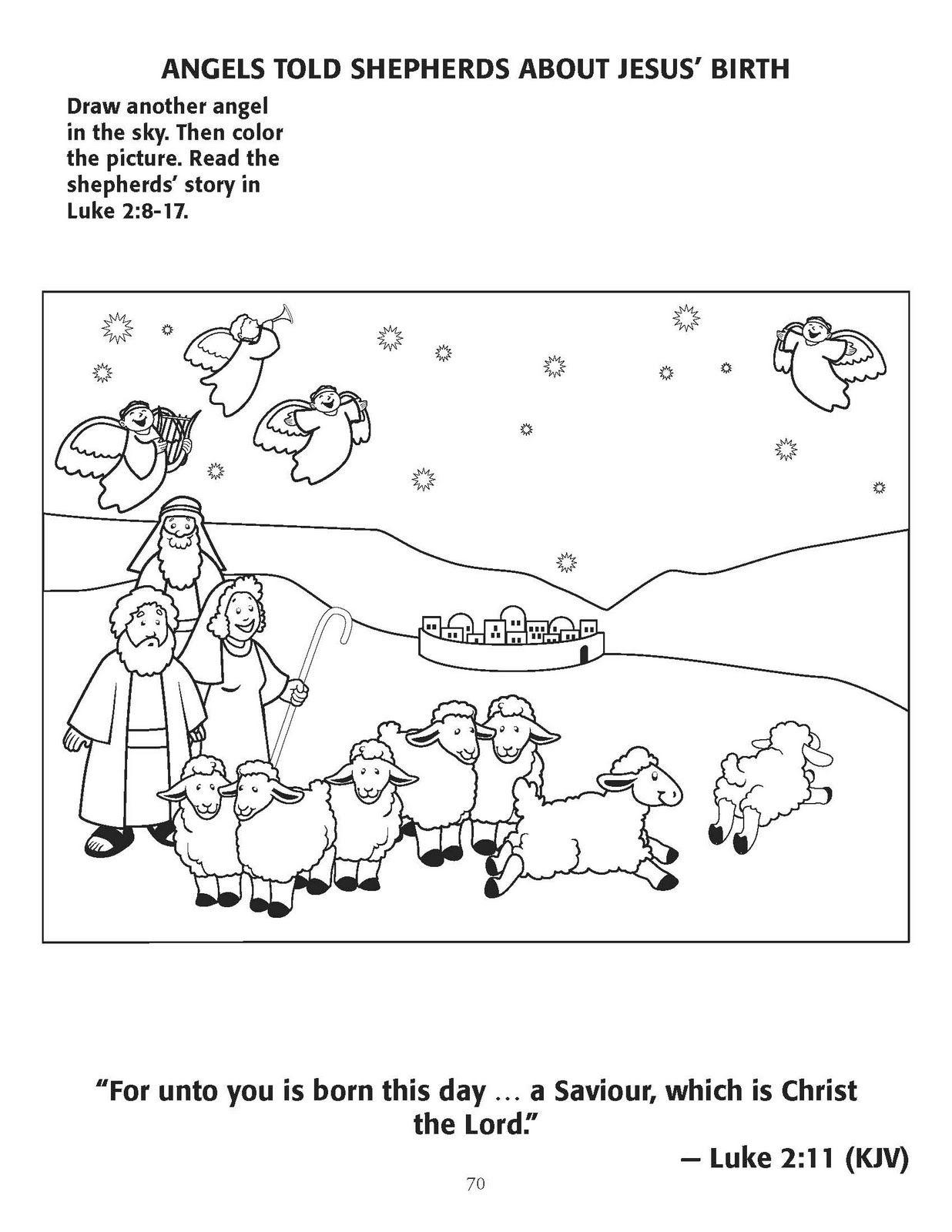 Angels Told Shepherds