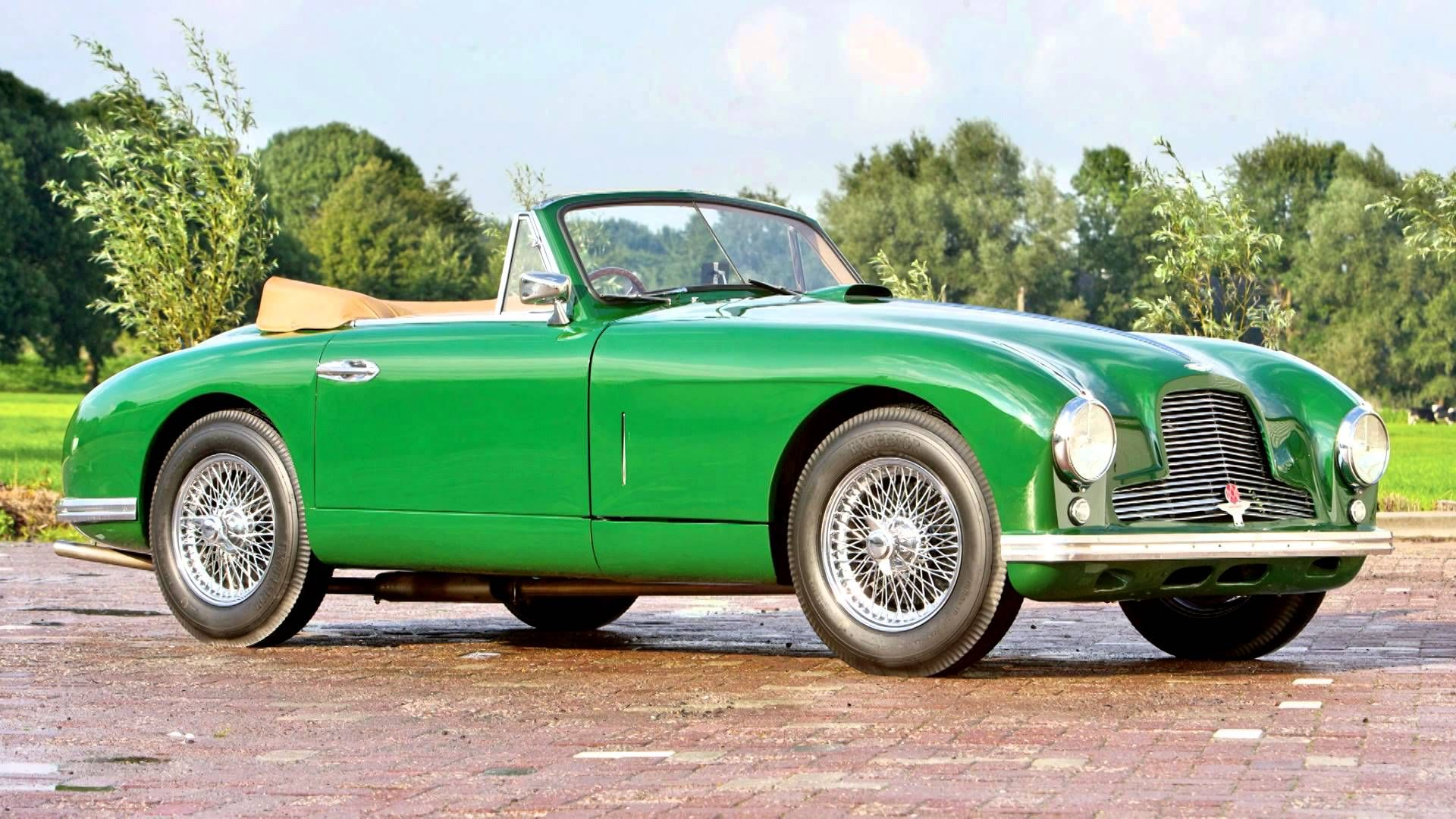 the aston martin db2 mk1 vantage dhc in surely the most luxurious rh pinterest co uk