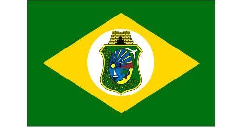 Bandeira Do Ceara Vetorizada Em Cdr Com Imagens Ceara Vetor