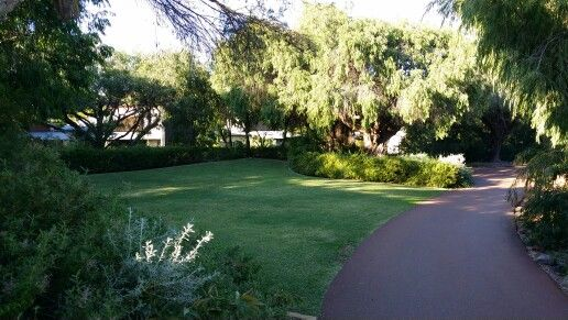 Lower Garden Amphitheatre Pullman Bunker Bay Resort