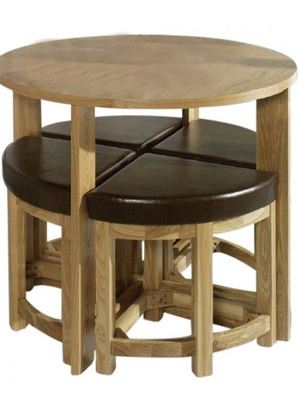 round storage table 4 stools picnic tables table dining stool rh pinterest com