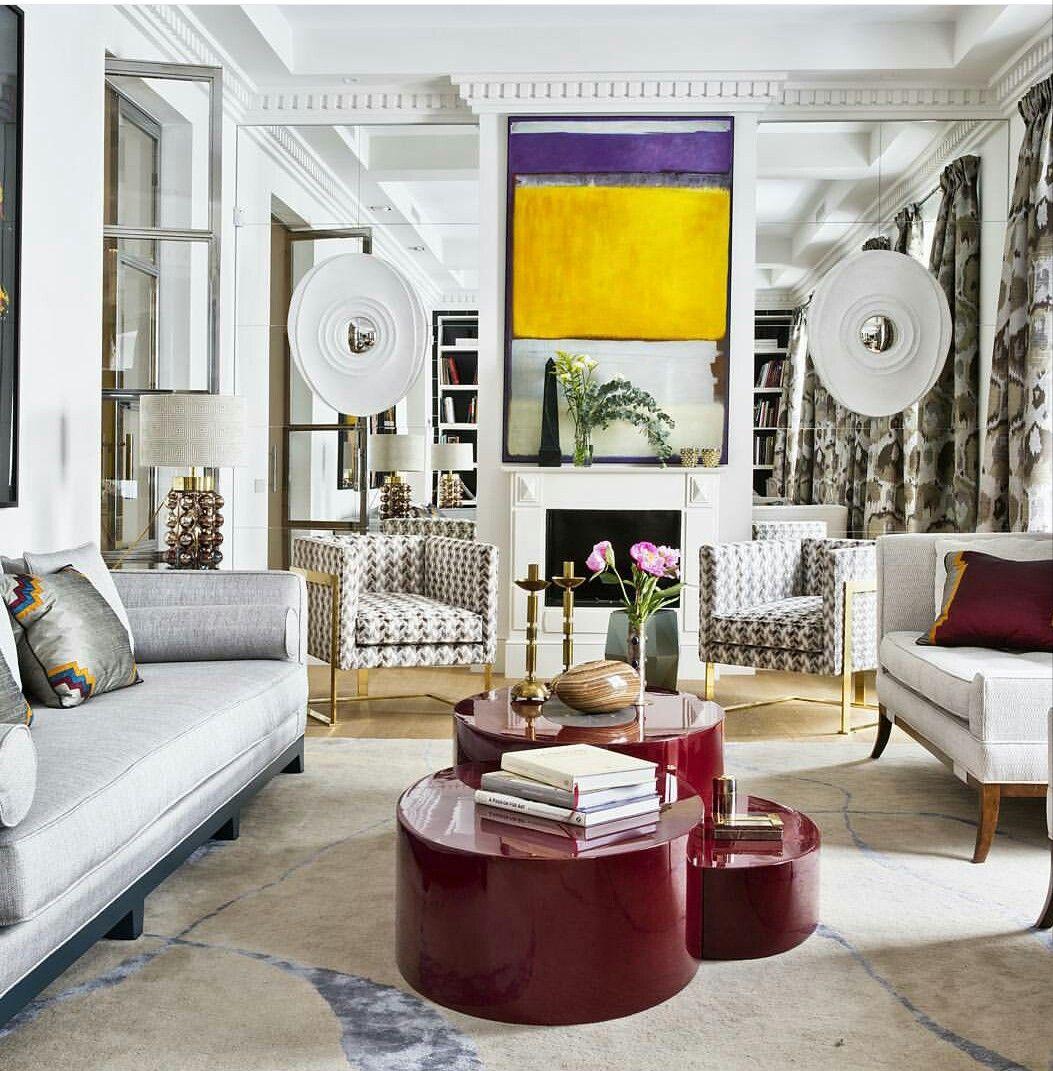 Decoration interior design by Alejandro faquie anda