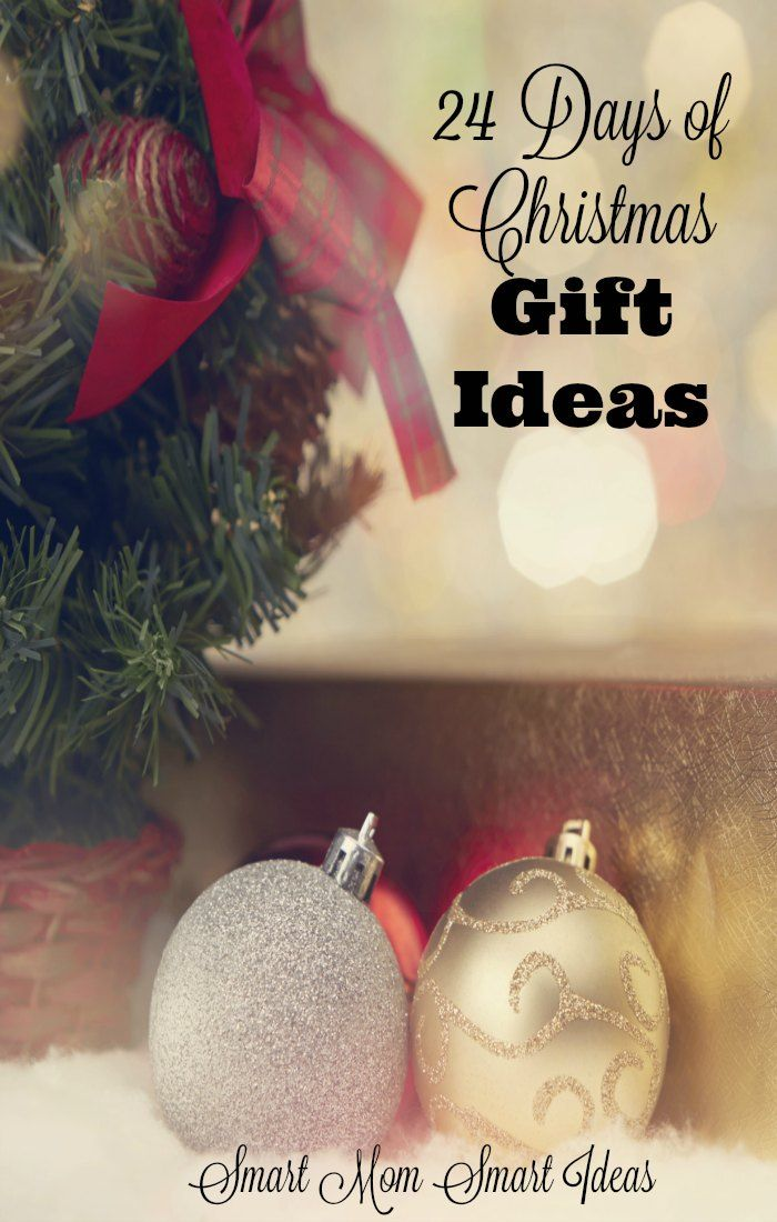 24 Days of Christmas Gift Ideas | Christmas gifts