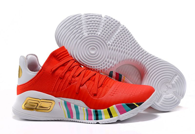 huge selection of e7cc5 d1148 Nehmen Billig Schuhe Billig Deal Under Armour Curry 4 Year Of The Rooster