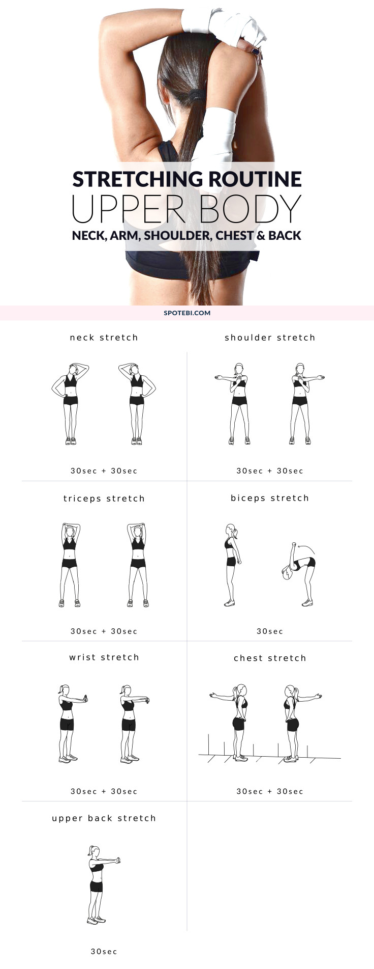 Healthy recipes #upper #stretches upper body stretches upper body free weight