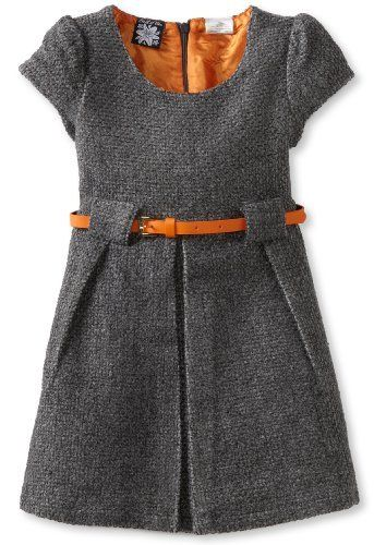 Janie And Jack Boucle Dress Playwear