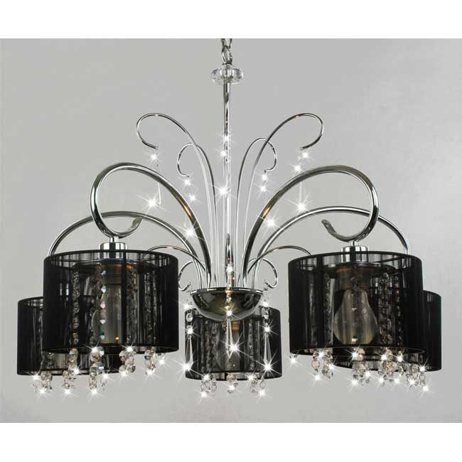Aegean 5 Light Chandelier