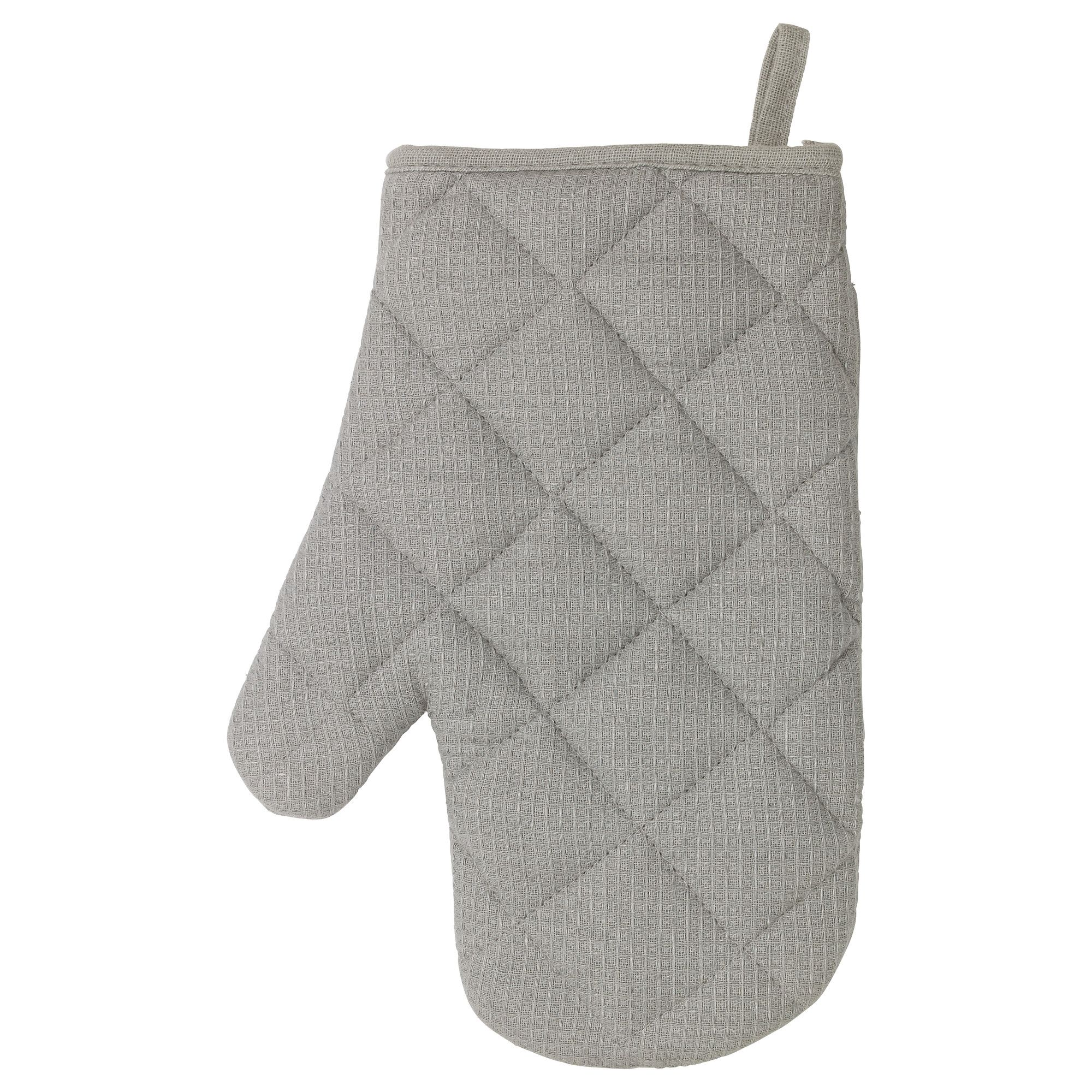 Iris Oven Mitt Gray  Oven Glove Soft Furnishings And Apartment Magnificent Kitchen Mittens Design Ideas