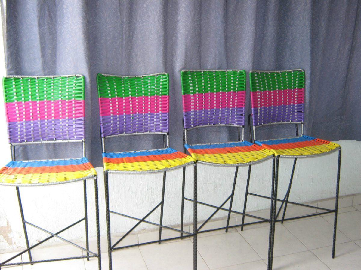 Sillas Tejida | sillas tejidas | Pinterest | Silla tejida, Sillas y ...