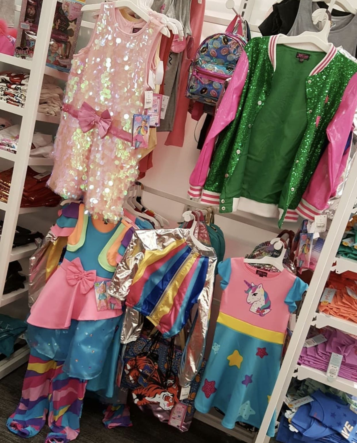 Jojo Siwa Jojo S Closet Can Only Be Found At Target Jojo Siwa Outfits Jojo Siwa Jojo