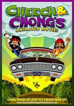 Cheech And Chong Is Animated Movie Online Latino 2013 Peliculas Audio Latino Online Animated Movies Animated Movie Posters Cheech And Chong