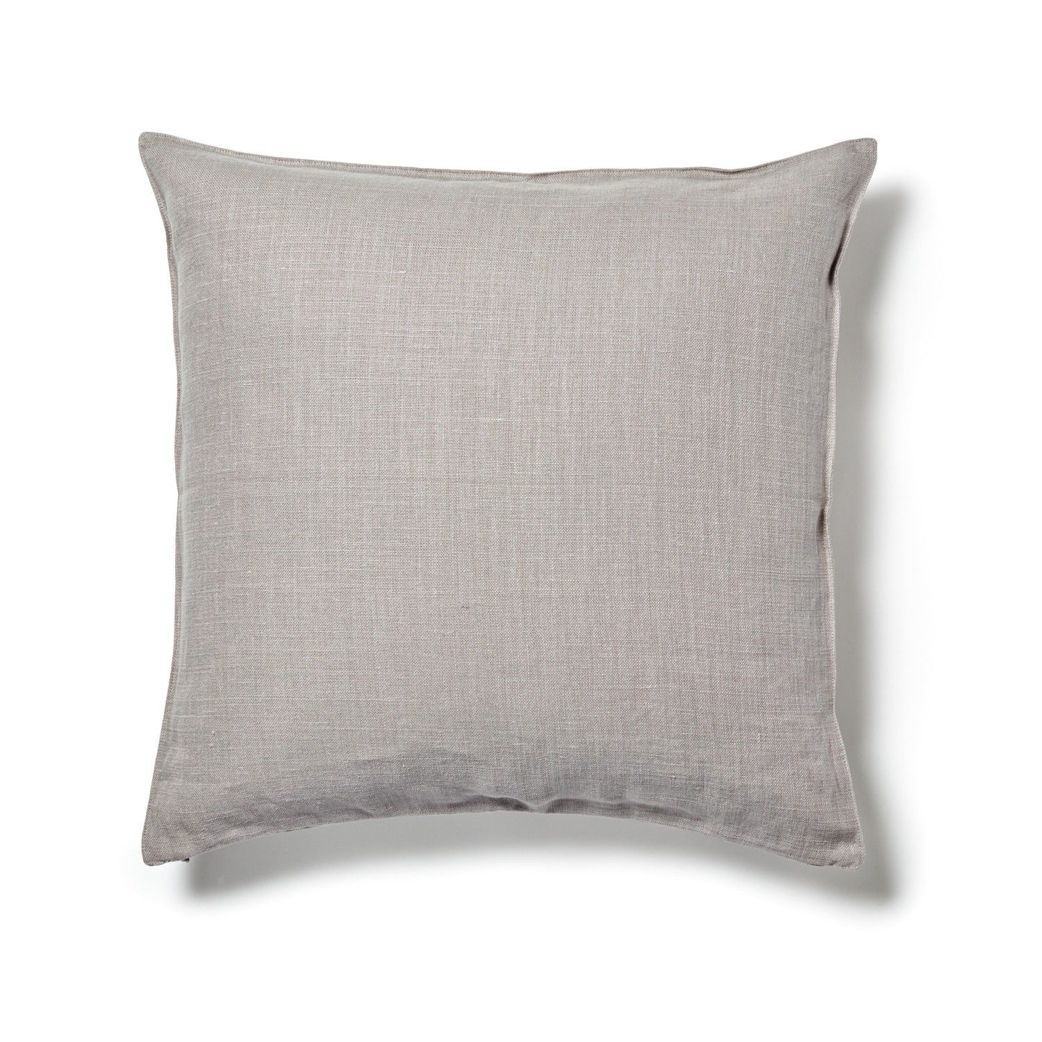 fullxfull cushion pillow organic linen covers stripe grain decorative cover with sack throw grey pure black il listing pillowcase