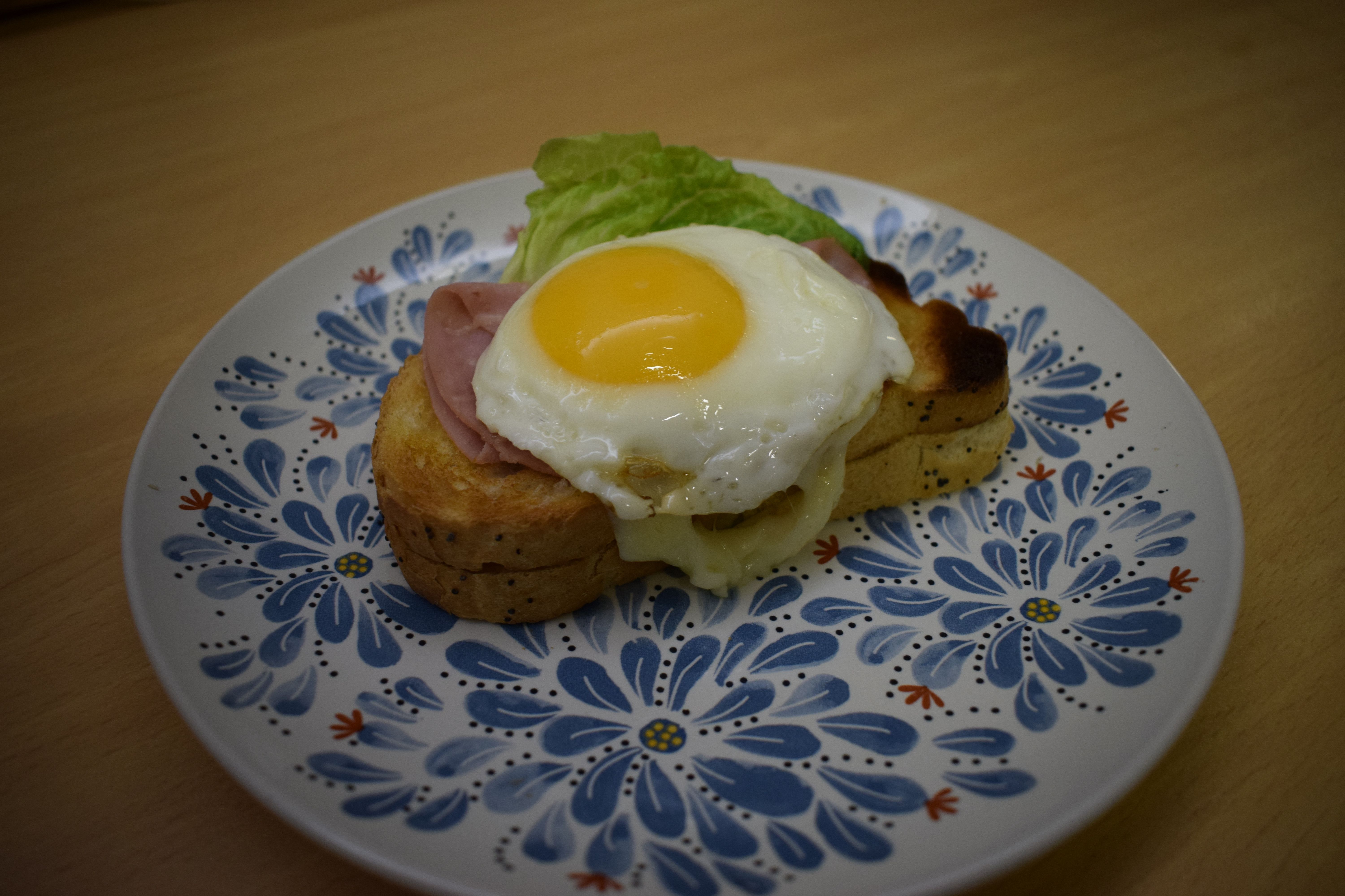 Ffxv Cooking Recipe Croque Madame From Tropicnights Reddit