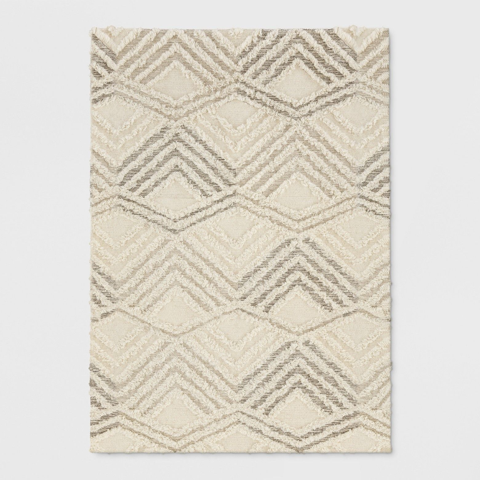 Moroccan Shag Tufted Rug Project 62 Project 62 Tufted Rug Braided Wool Rug
