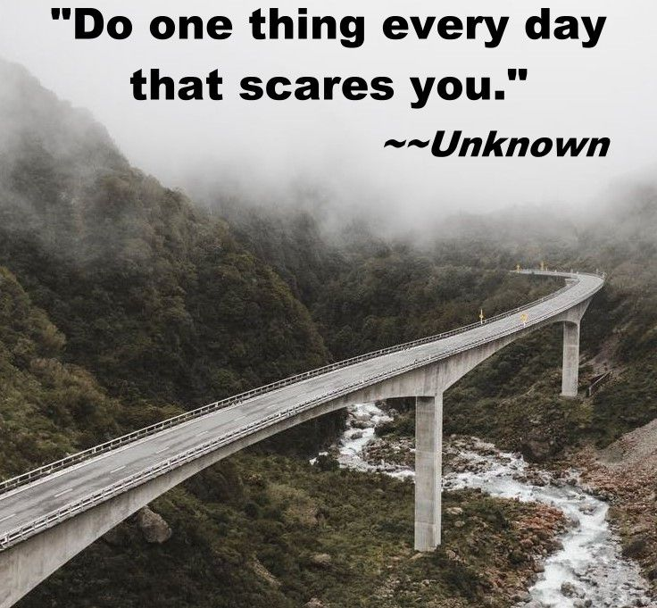 Tackle something new Head On today!  http://geniuslocalmarketing.com/beat-fear  #smallbusinesses #dso #businesscollections #businessar #localmarketing #accountsreceivable