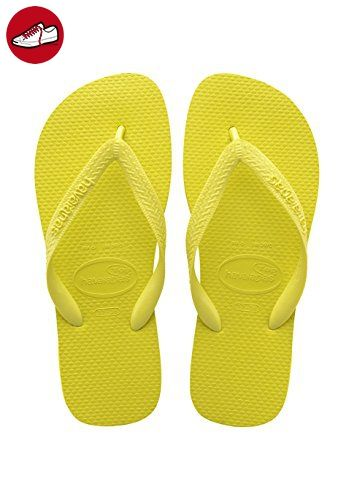 Havaianas Damen Slim Cool Zehentrenner, Gelb (Light Yellow), 35/36 EU