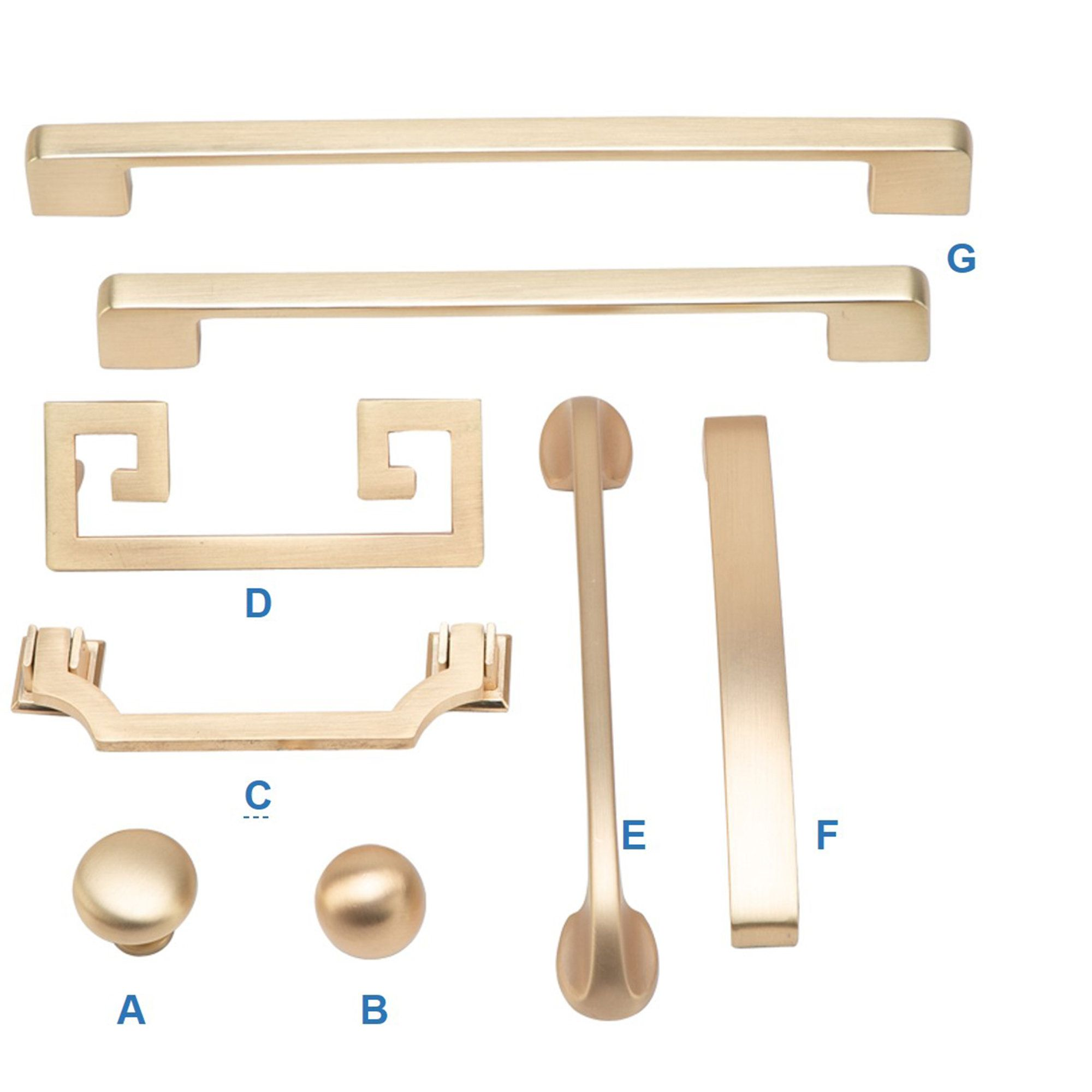 Pin On Gold Cabinet Pull