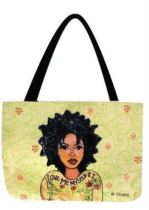 72304ca7f Love Me Myself & I Tapestry Tote Bag - Gbaby Designs   My Wish List ...
