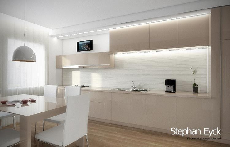 Kitchen interior design - Bucuresti