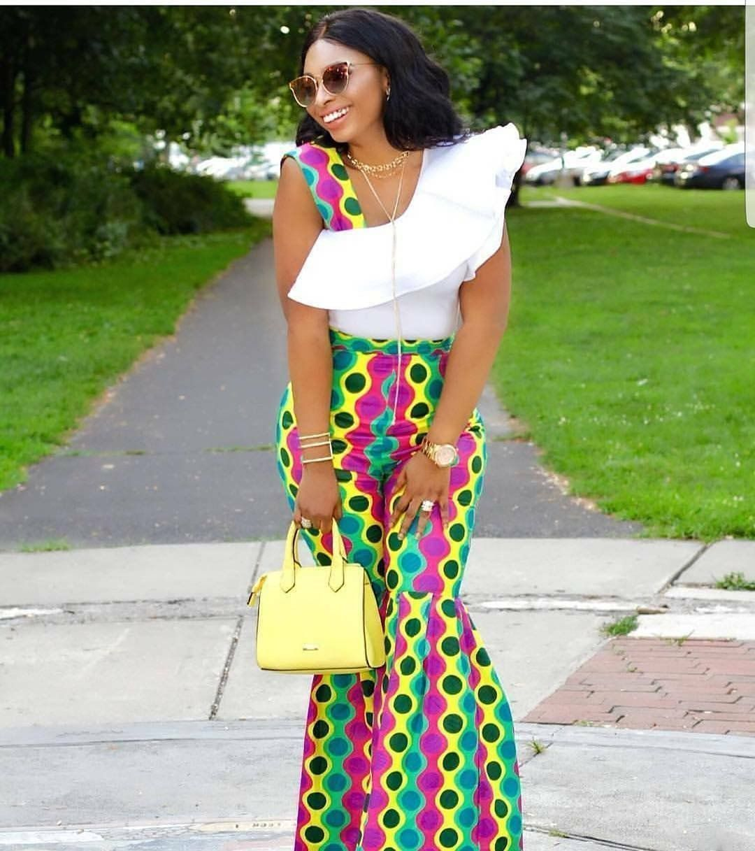 Ankara Splash Of Colors: Style Up Your Week With These Eye-Popping Ankara Fashion - Wedding Digest Naija Blog #afrikanischerdruck Ankara Splash Of Colors: Style Up Your Week With These Eye-Popping Ankara Fashion - Wedding Digest Naija Blog #afrikanischerdruck