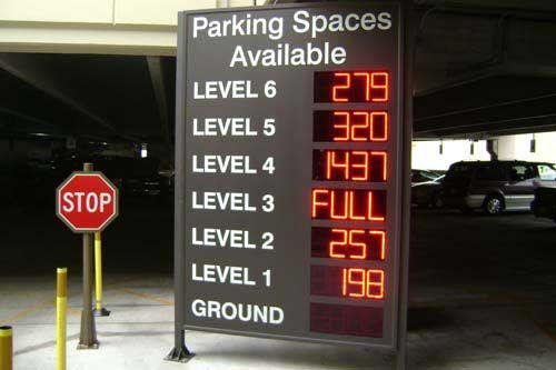 Parking Space Available Signs Gallery | Signal-Tech ...