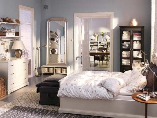 Rustic Calm Bedroom New Trendy Bedroom Decorations Ideas From Ikea