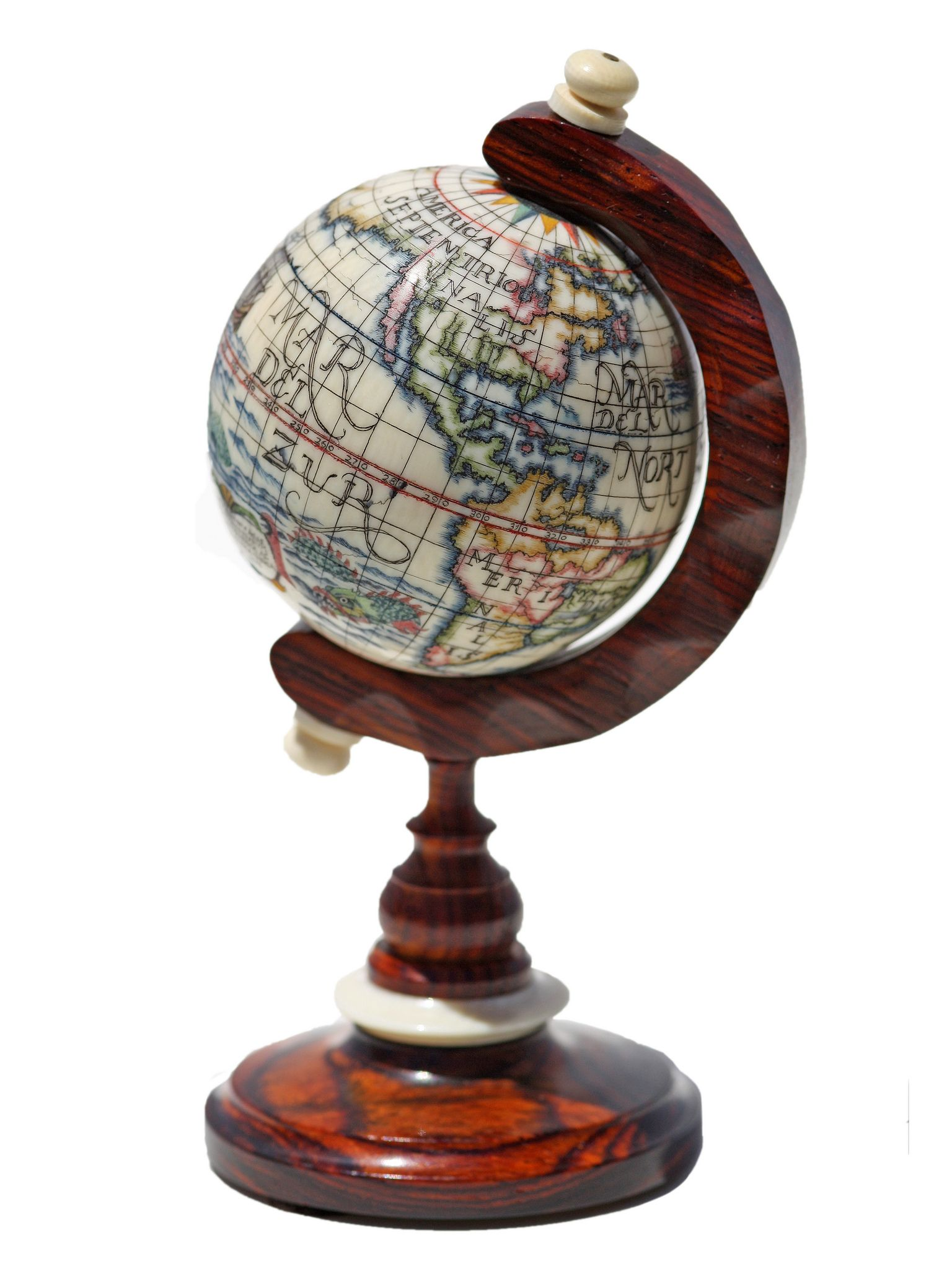 Gerardi Mercator Globe