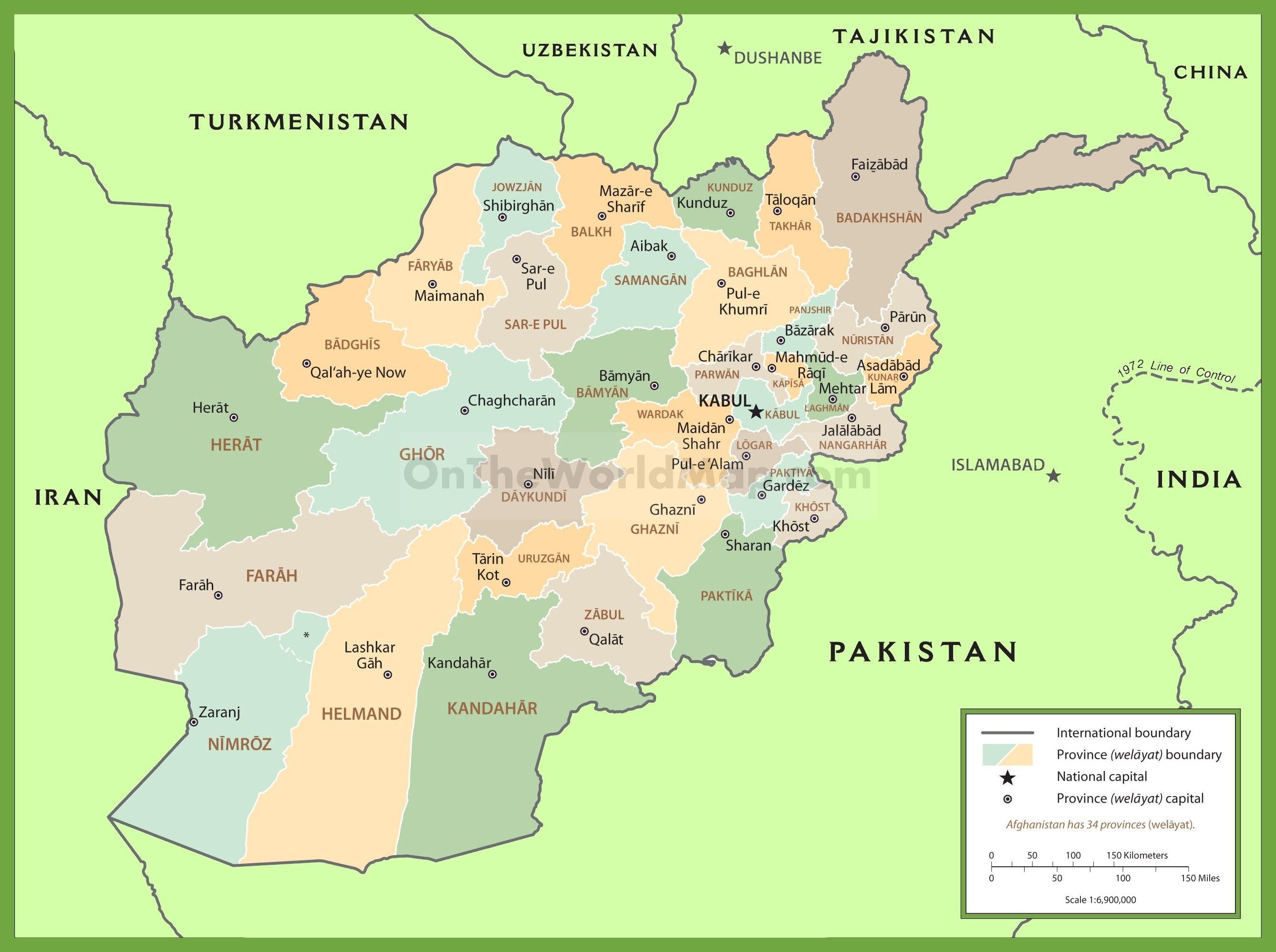 Pin by Hidayat Yousofzai on MAp | Afghanistan, Cart, Map