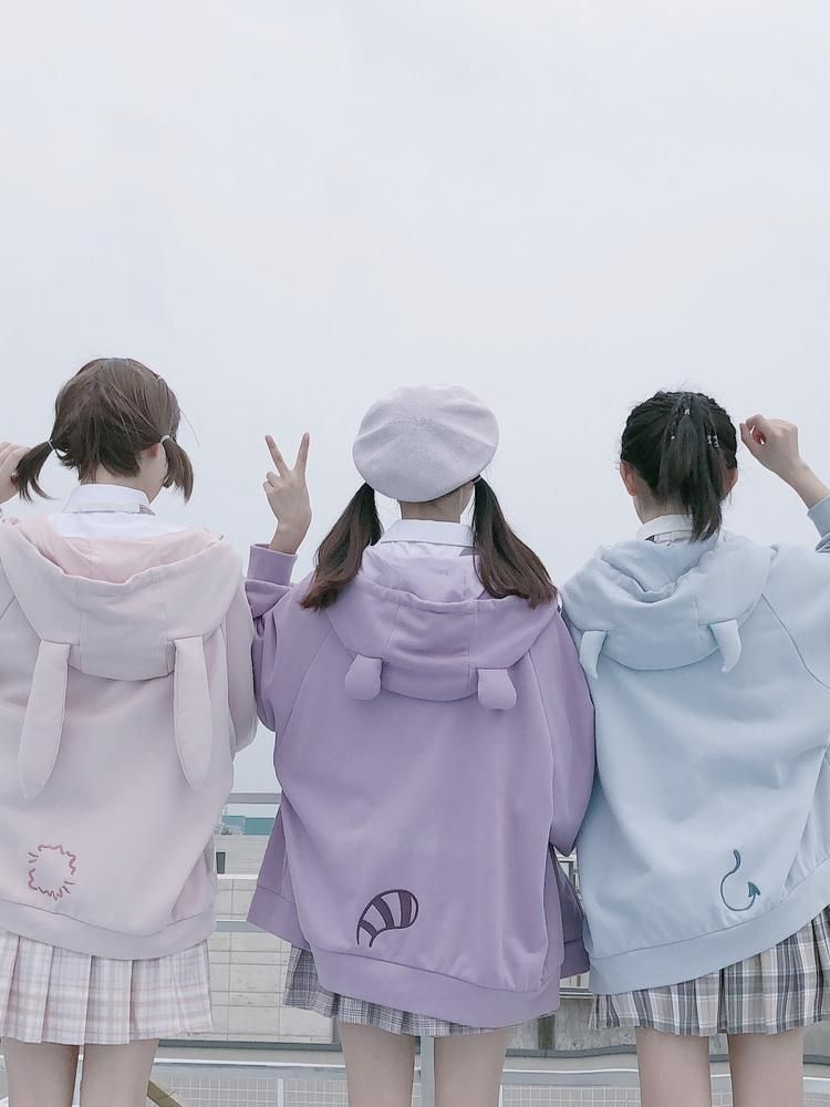 Photo of Cotton Candy Jackets – S / Pink