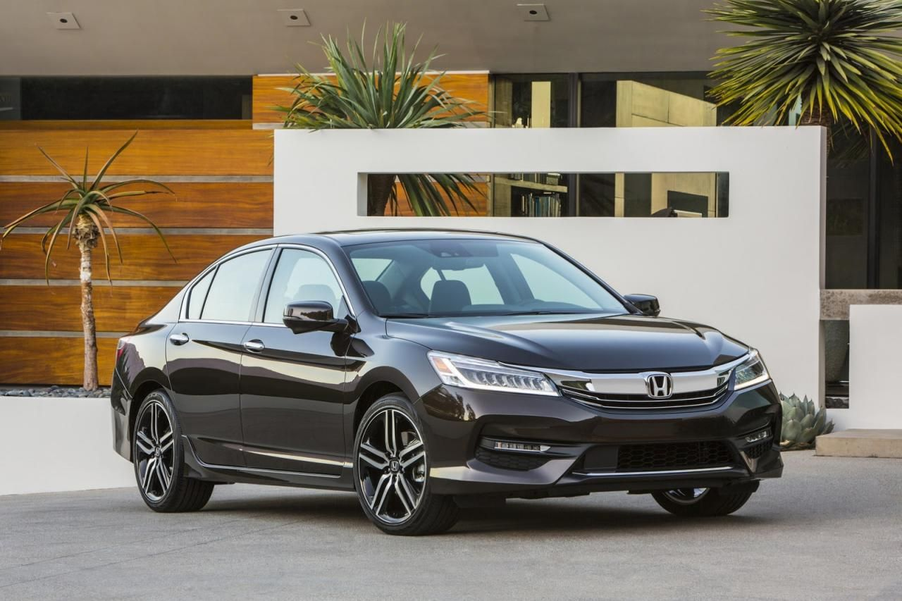 2016hondaaccord Honda accord, Best luxury cars, Luxury