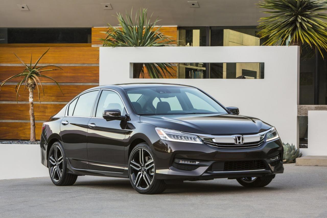 2016hondaaccord Honda accord, Best luxury cars, Luxury