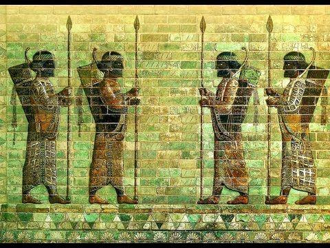 Ancient Persians of antiquities (Achaemenid Empire ...