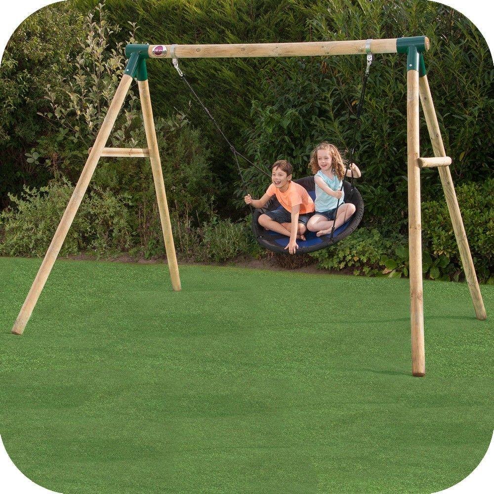 Plum spider monkey ii wooden garden swing set project gaff