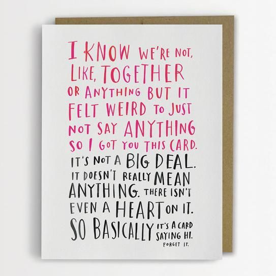 10 clever creative and non cheesy valentines day cards from etsy