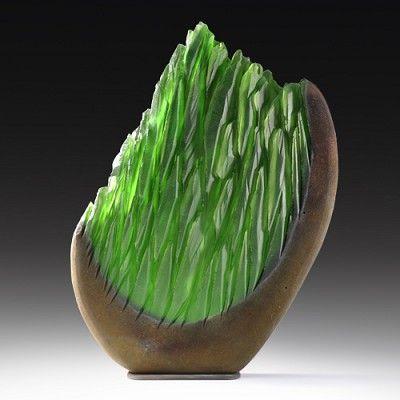 Alex Gabriel Bernstein - Pismo Muse 2 Green