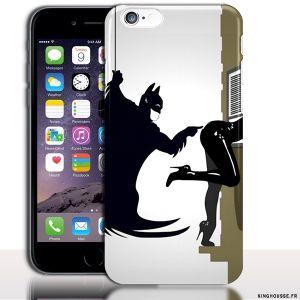 Coque iPhone 6 Bat Audace | Coque Apple Funny | Coque iphone 6 ...