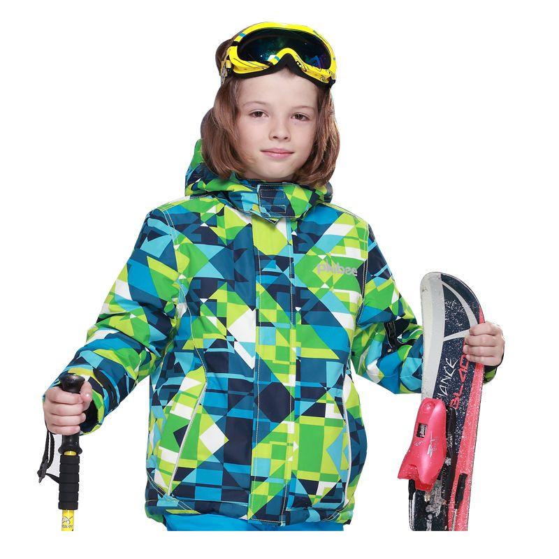 Phibee Boys Waterproof Ski Jacket Very Thick Warm