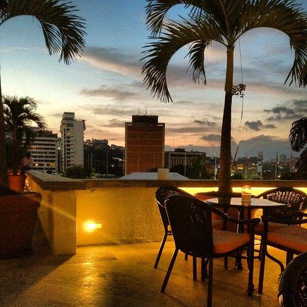 Terraza Hotel Tamanaco Places To Travel Caracas Venezuela