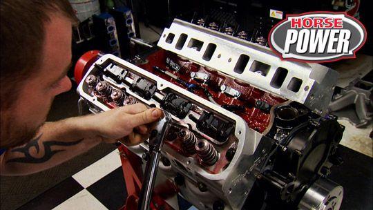 Pontiac 400 Build   HorsePower   PowerBlockTV - Full Episodes