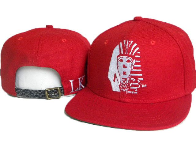 Last Kings Tyga Snapback Hats LK Caps Metal Buttons Red High Quality  Authentic 0572! Only  8.90USD 0e8765f876f