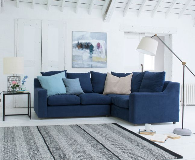 Cloud Corner Sofa Corner Sofa Living Room Blue Corner Sofas Corner Sofa