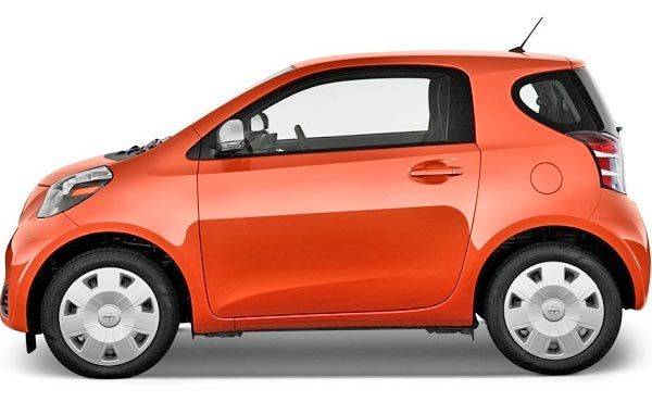 Scion IQ (New 2015 Cars You Shouldn't Buy or Consider)